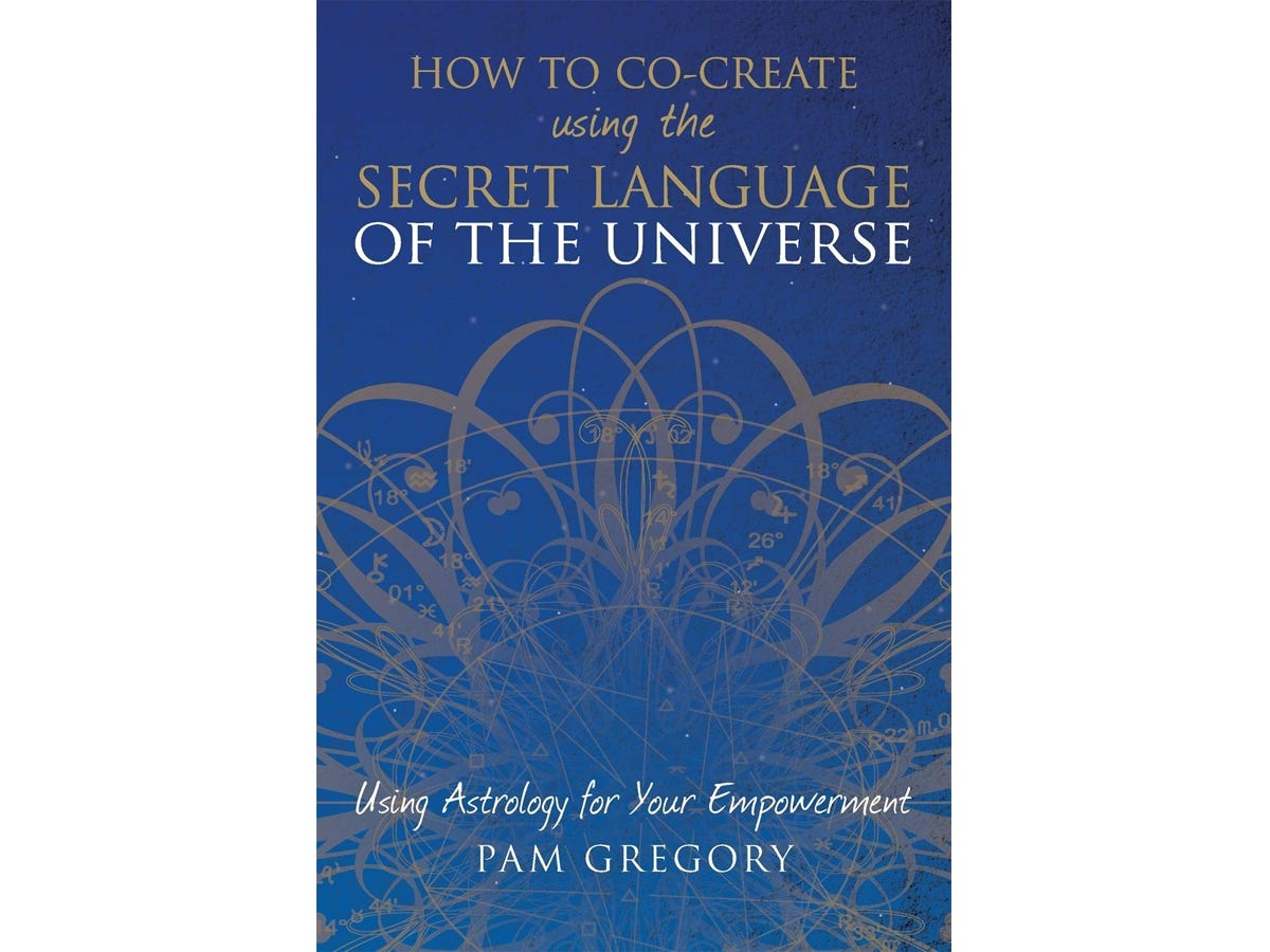 5 astrology books How to Co Create Using the Secret Language of the Unvierse