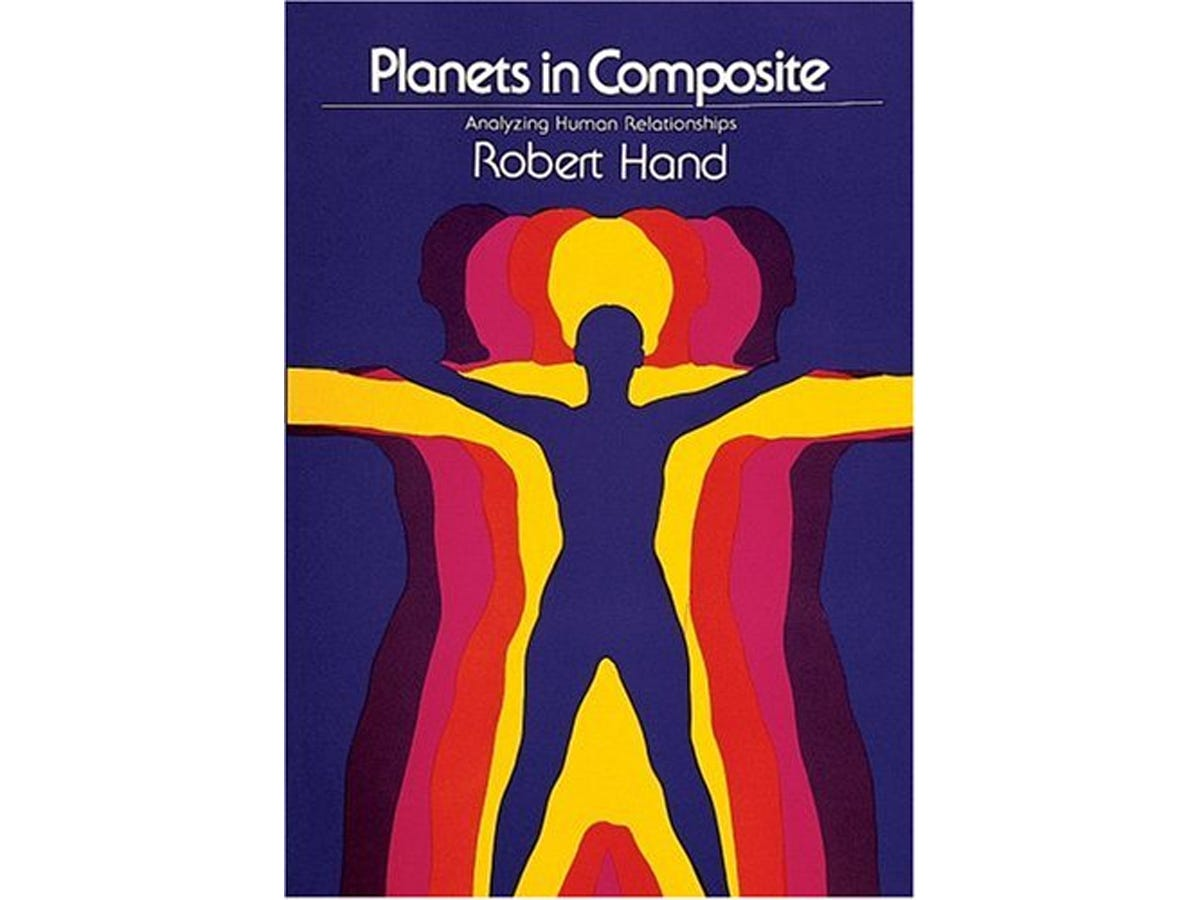9 astrology books Planets in Composite